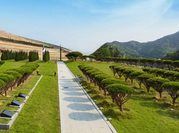 창원공원묘원, '웰다잉노트' 무료배부